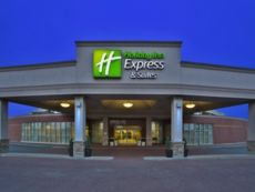 Holiday Inn Express & Suites Toronto-Mississauga in Burlington, Ontario
