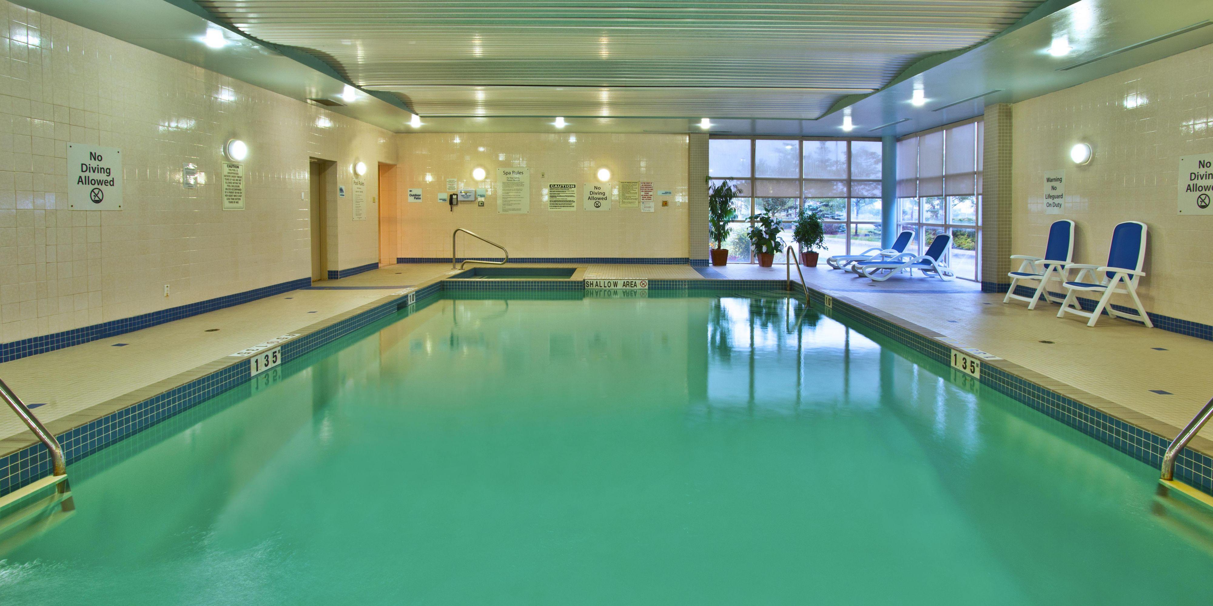 holiday inn express u0026 suites toronto mississauga hotel by ihg