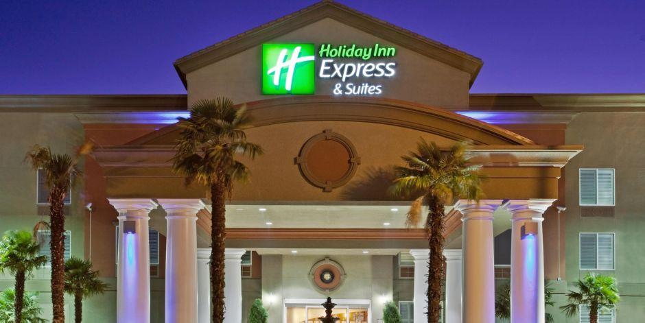 Holiday Inn Express Suites Modesto Salida Ihg Hotel