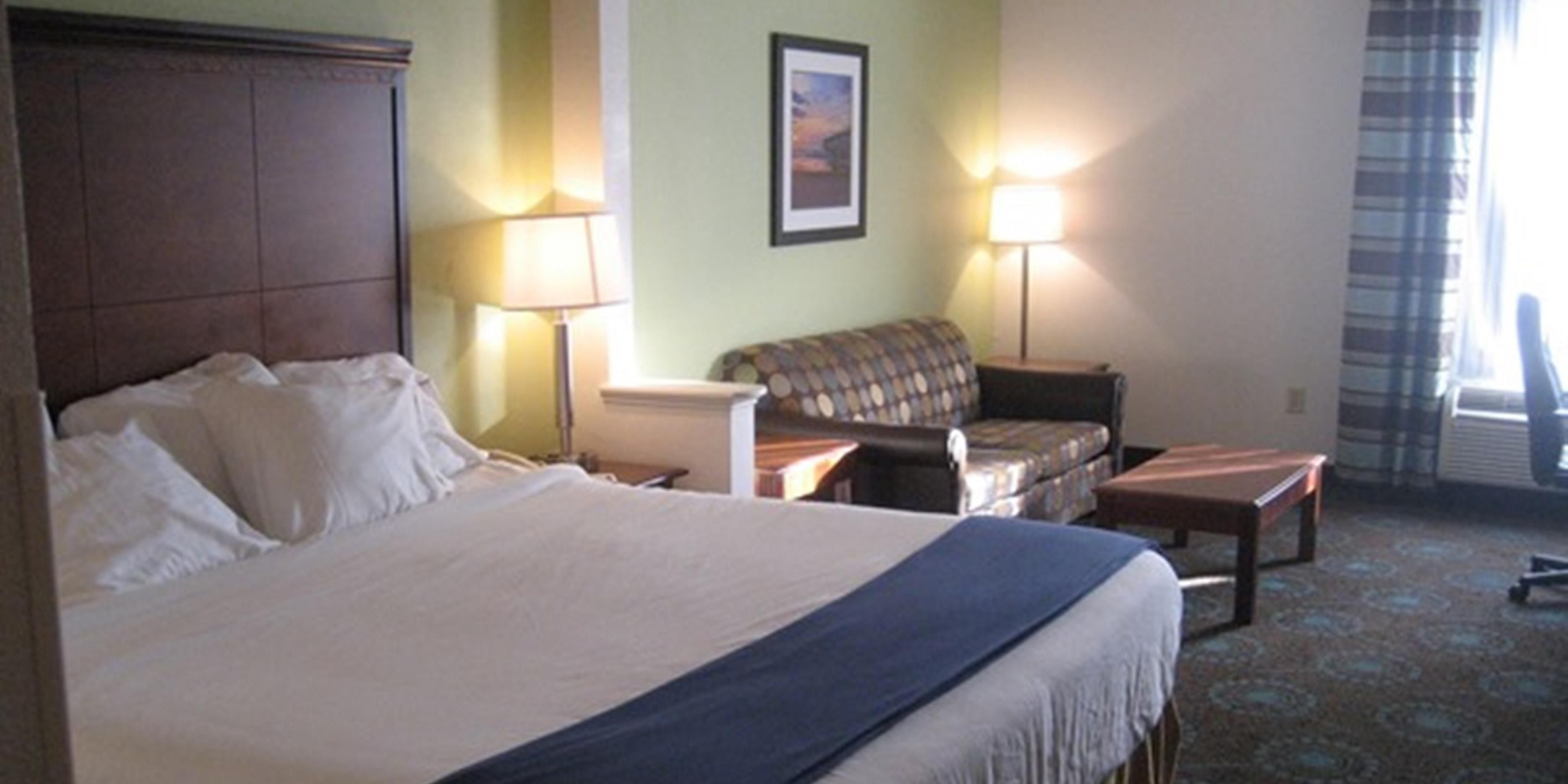 Holiday Inn Express And Suites Morehead City 3711437726