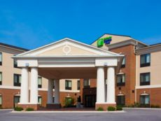 Holiday Inn Express & Suites Morris in Oswego, Illinois