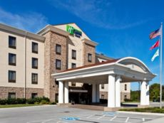 Holiday Inn Express & Suites Morristown in Newport, Tennessee