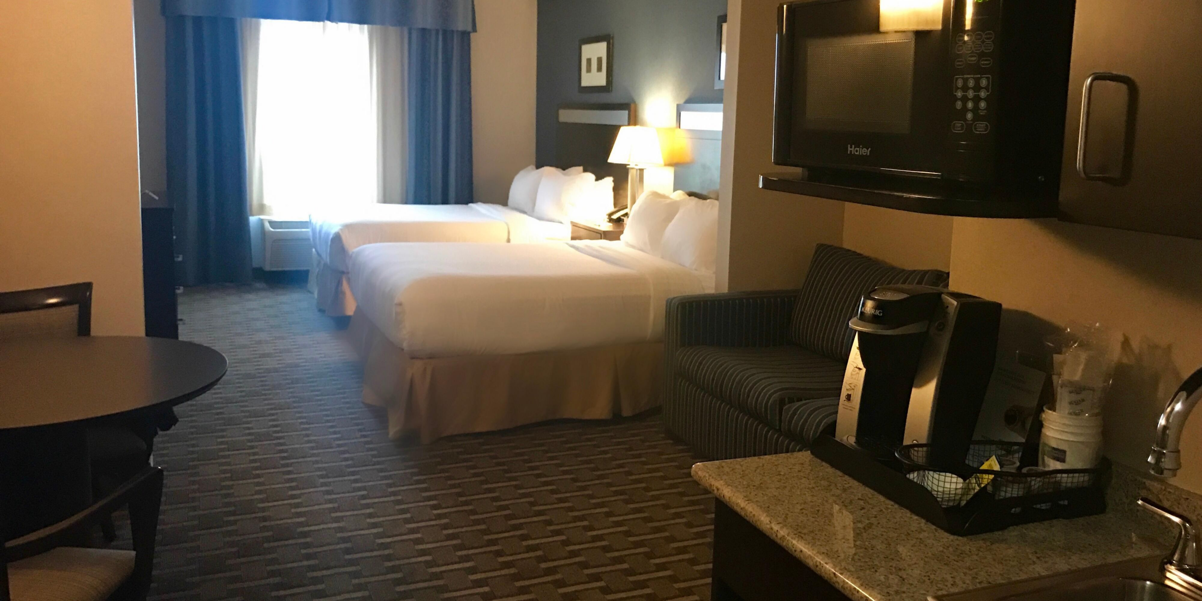 holiday inn express & suites morton peoria area hotelihg