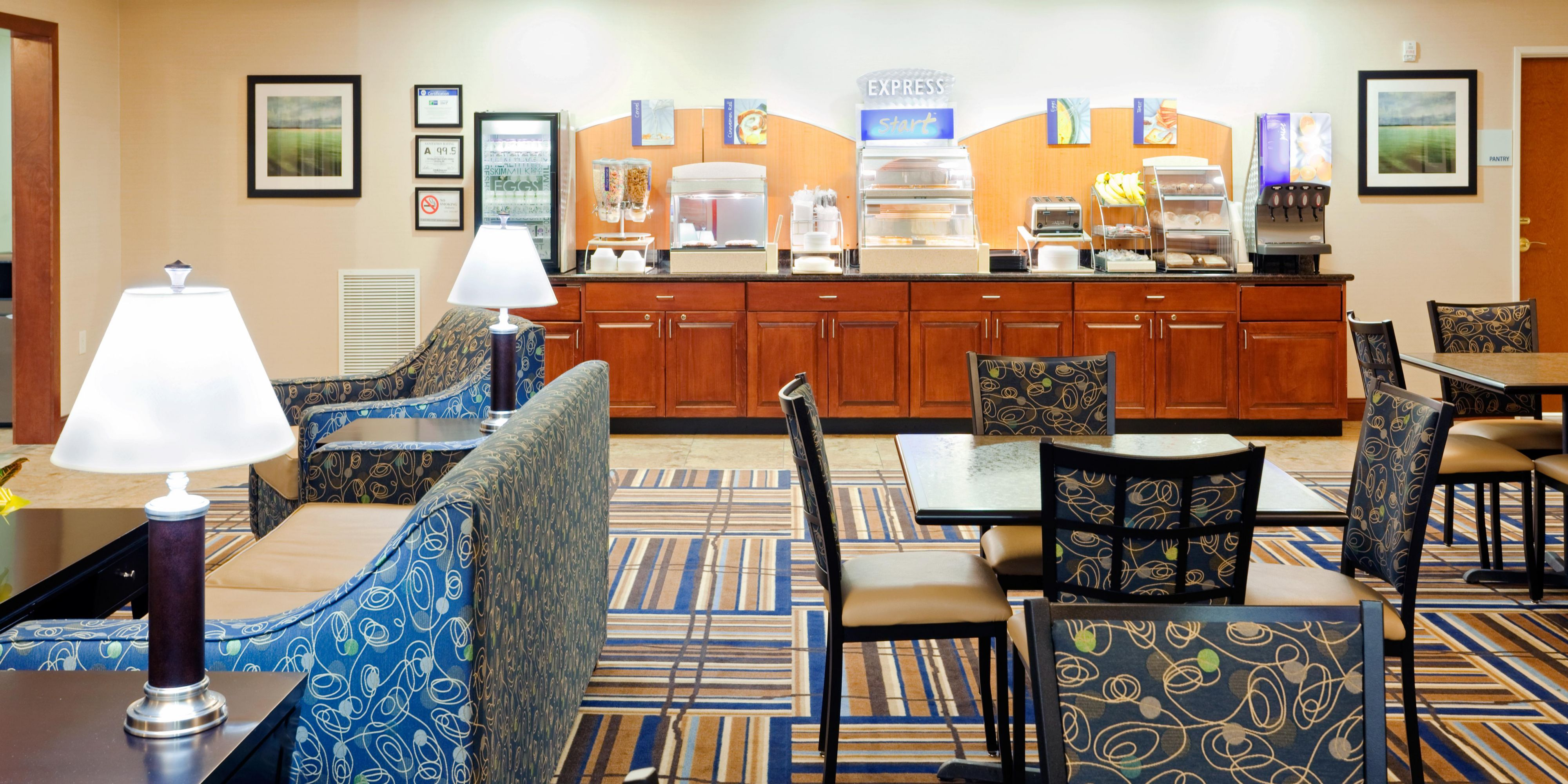 Holiday Inn Express And Suites Mount Airy 2533184641