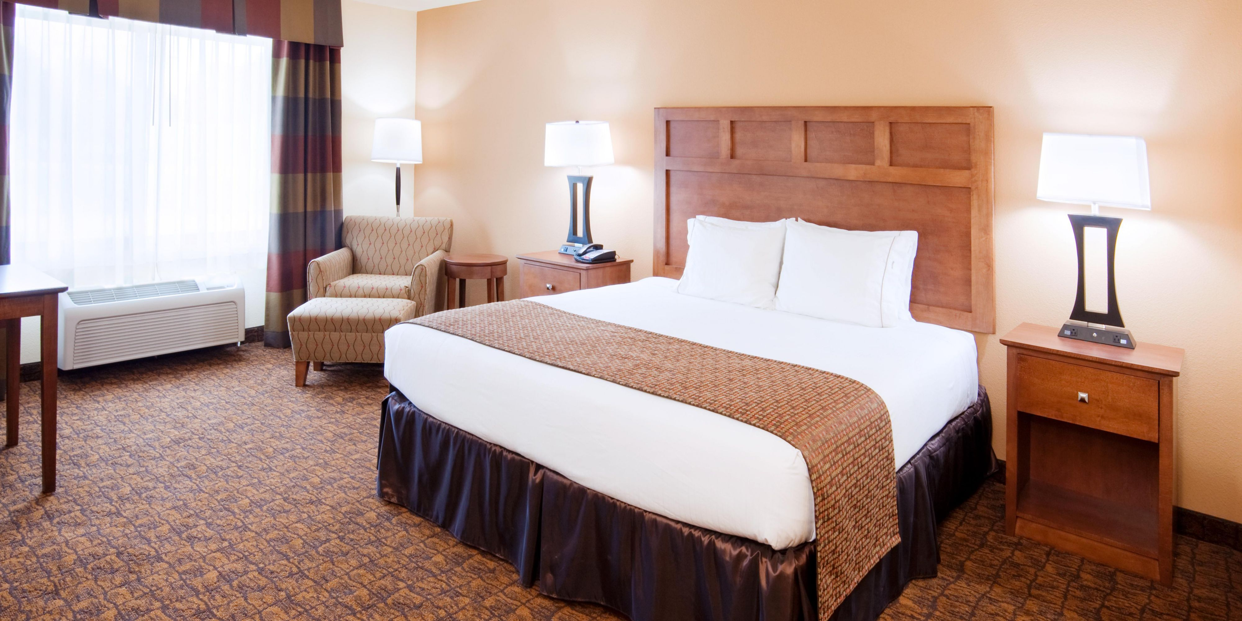 Holiday Inn Express And Suites Mount Airy 2533185581