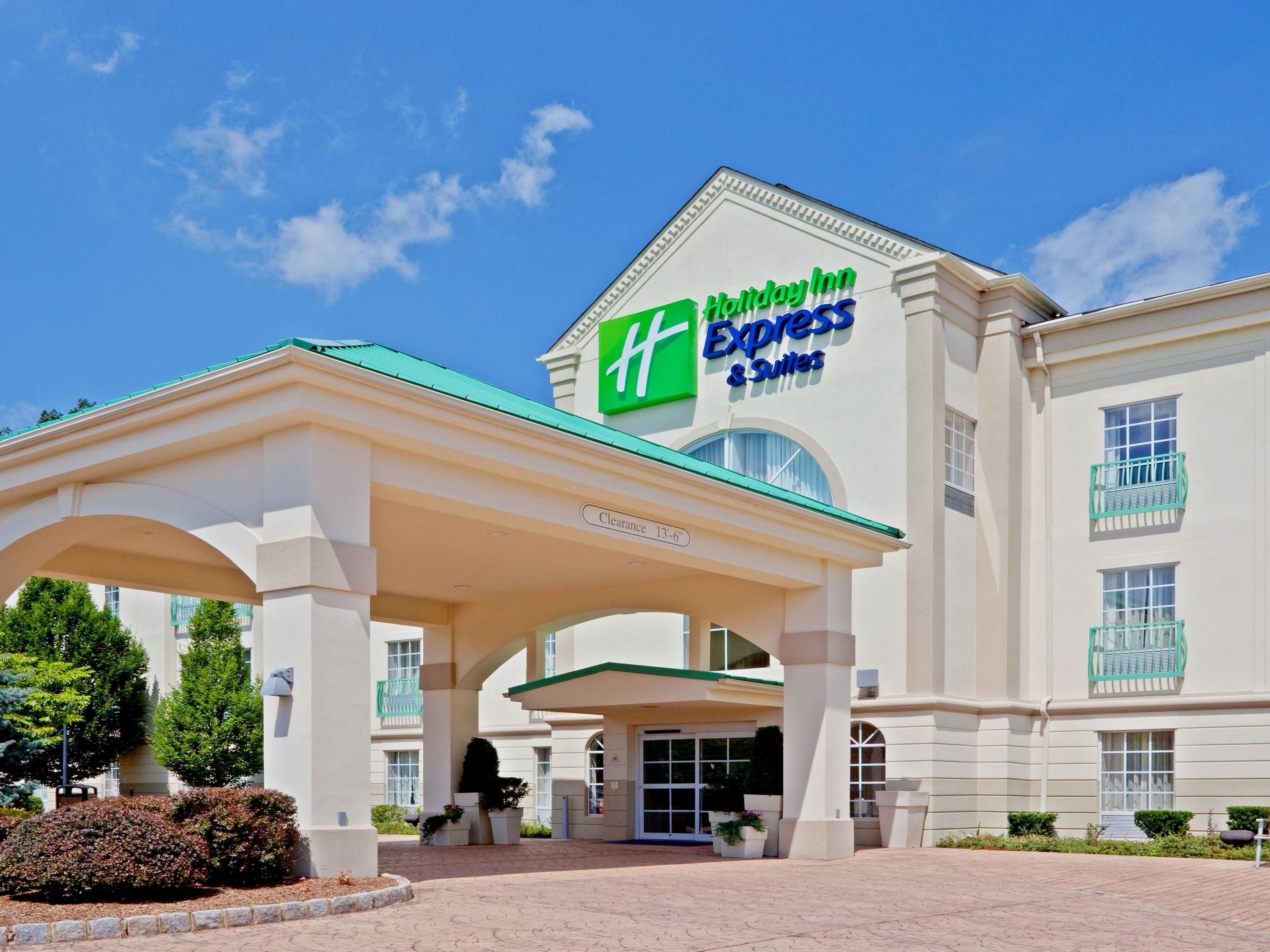 Holiday Inn Express near Rockaway NJ
