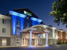 Holiday Inn Express & Suites Philadelphia - Mt. Laurel in Swedesboro, New Jersey