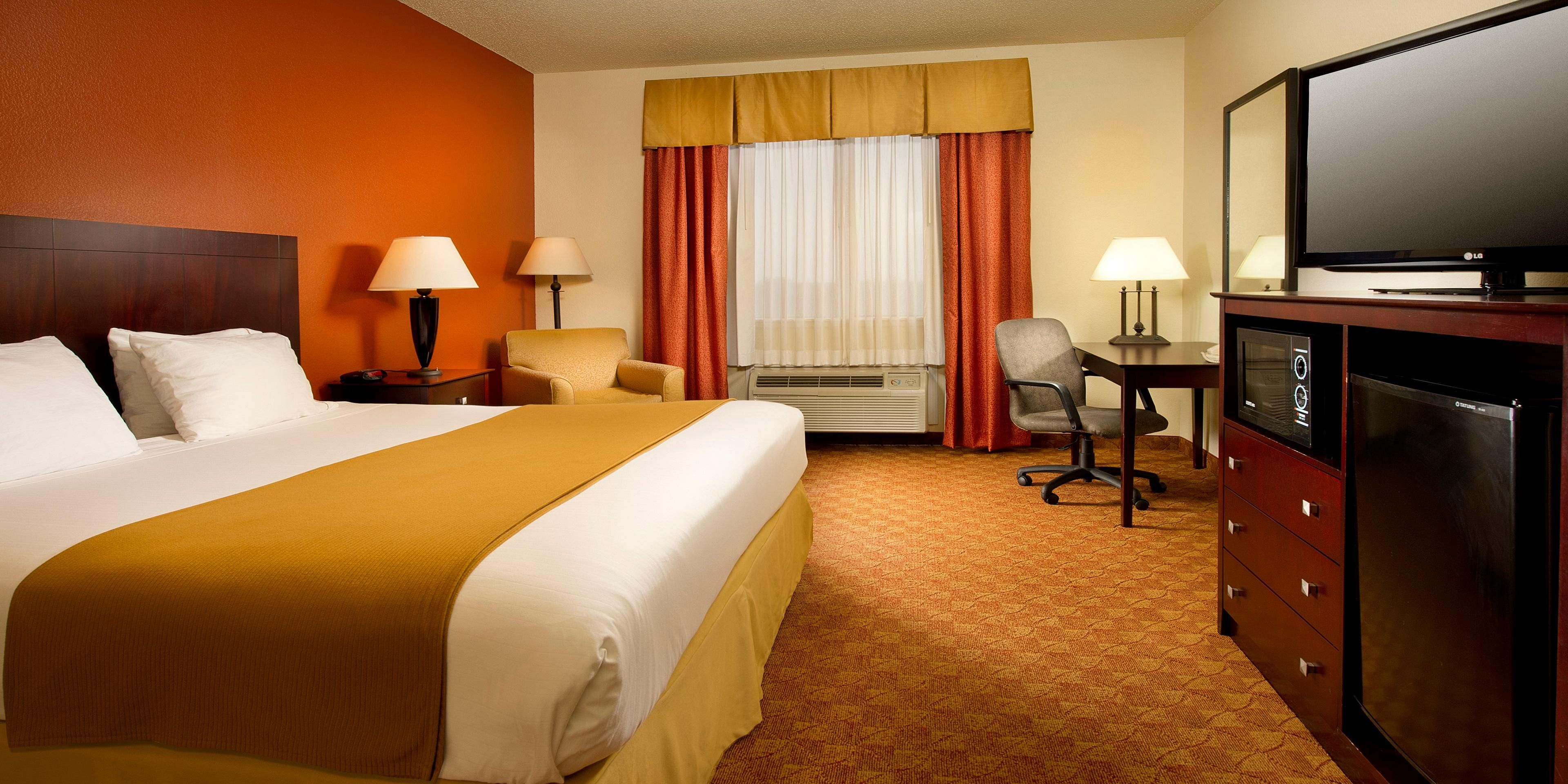Holiday Inn Express And Suites Mount Pleasant 3836787463
