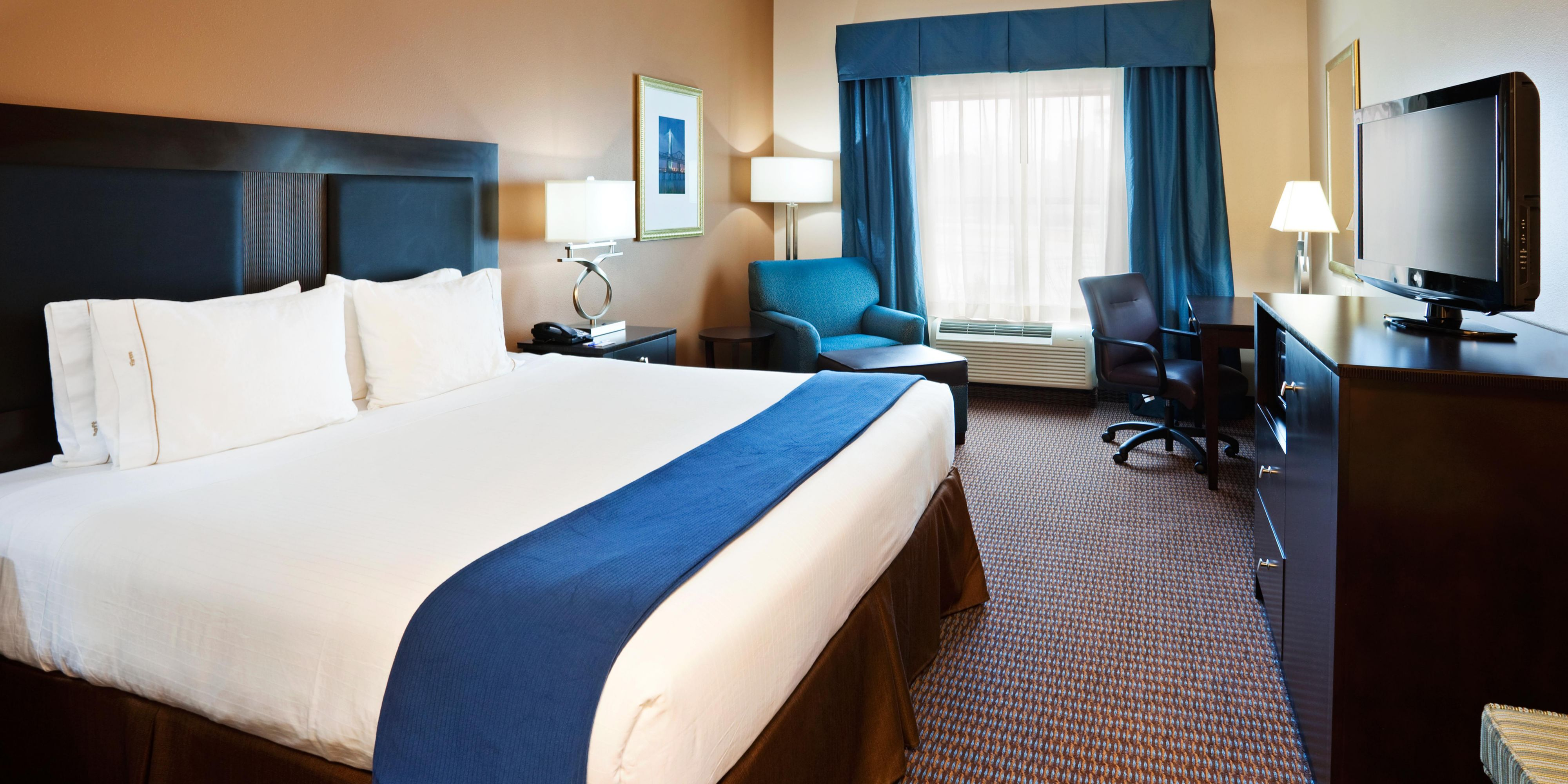 Holiday Inn Express And Suites Mount Pleasant 4234071962