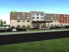 Holiday Inn Express & Suites Racine in Sturtevant, Wisconsin