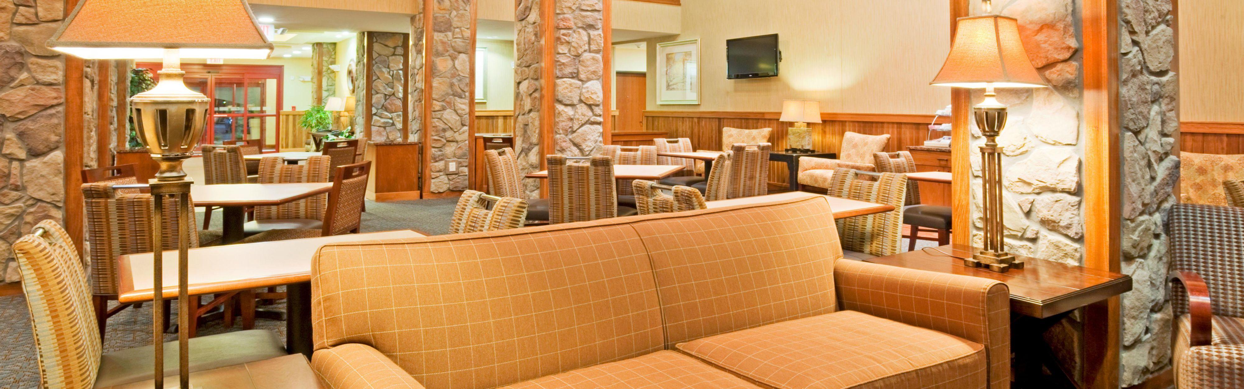 Hotel Lobby; Hotel Lobby ...