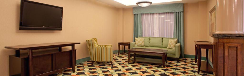 Suites Murrells Inlet Hotel Lobby