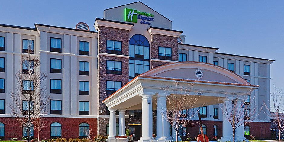 Holiday Inn Express Suites Nashville Opryland Hotel By Ihg