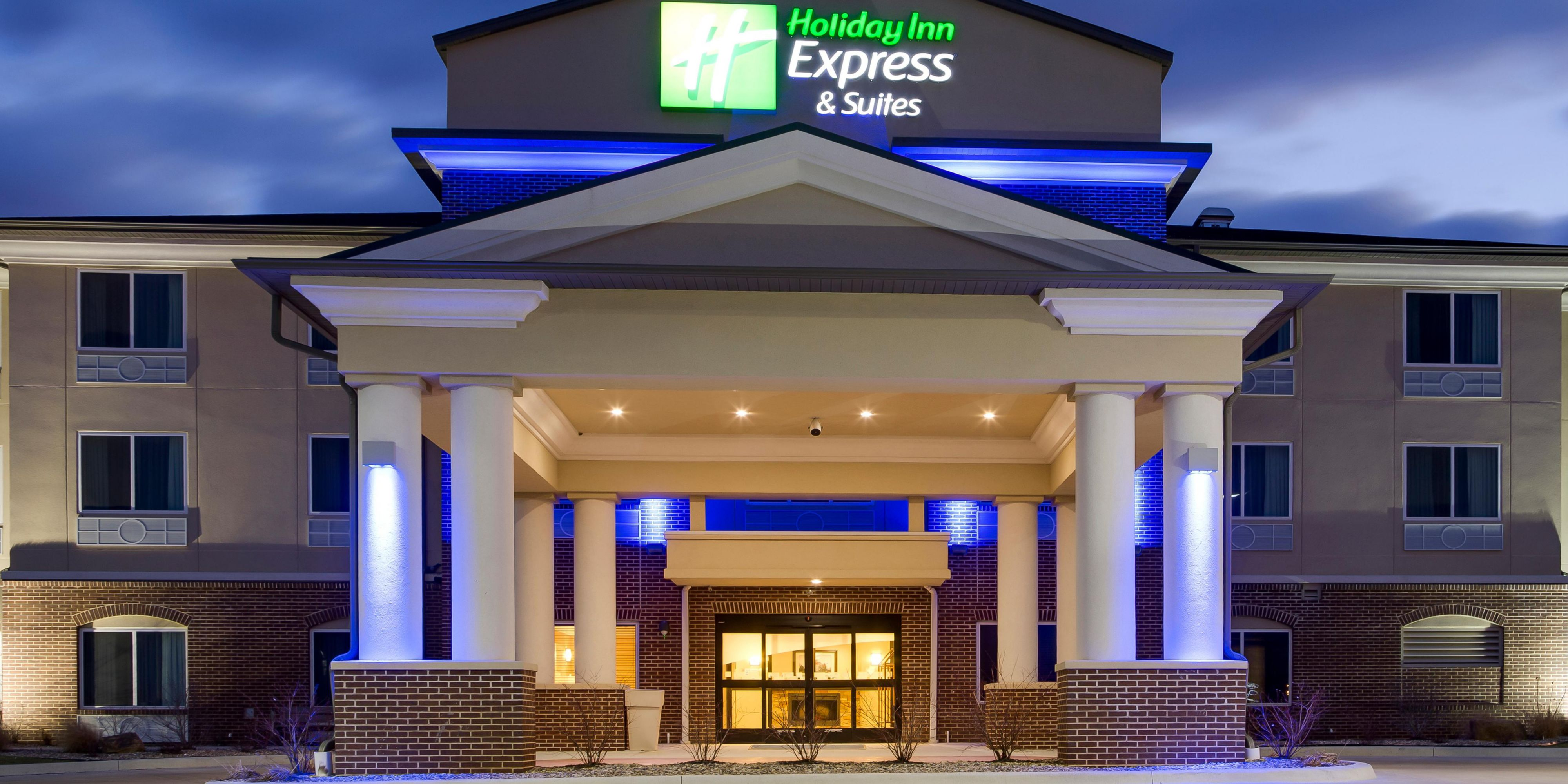 Nevada, MO Hotels | Holiday Inn Express U0026 Suites Nevada | IHG