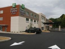 Holiday Inn Express & Suites New Castle in Mercer, Pennsylvania