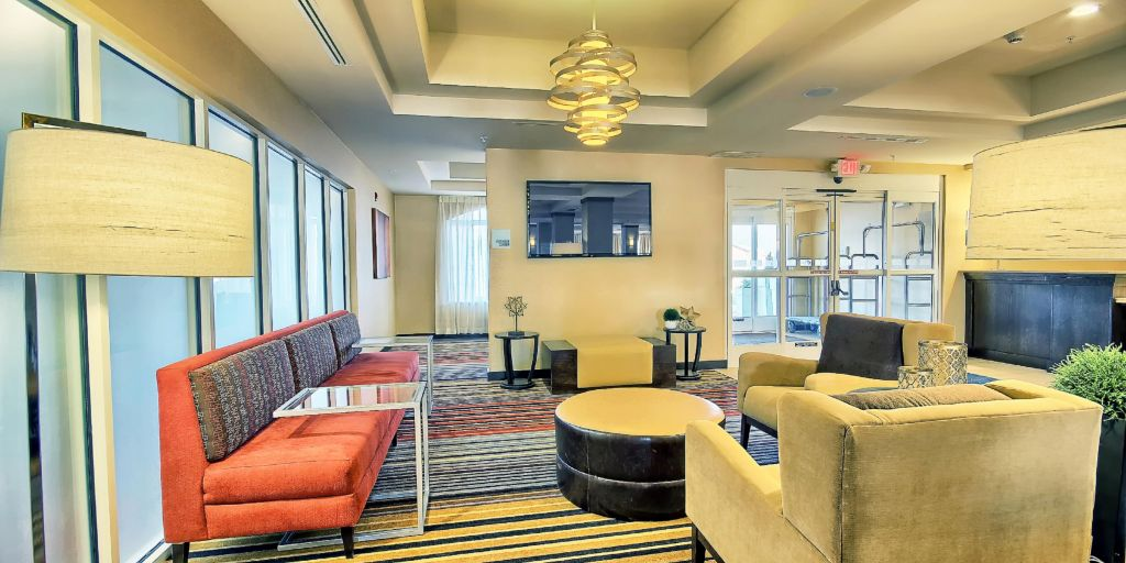 Holiday Inn Express Suites New Martinsville Hotel By Ihg