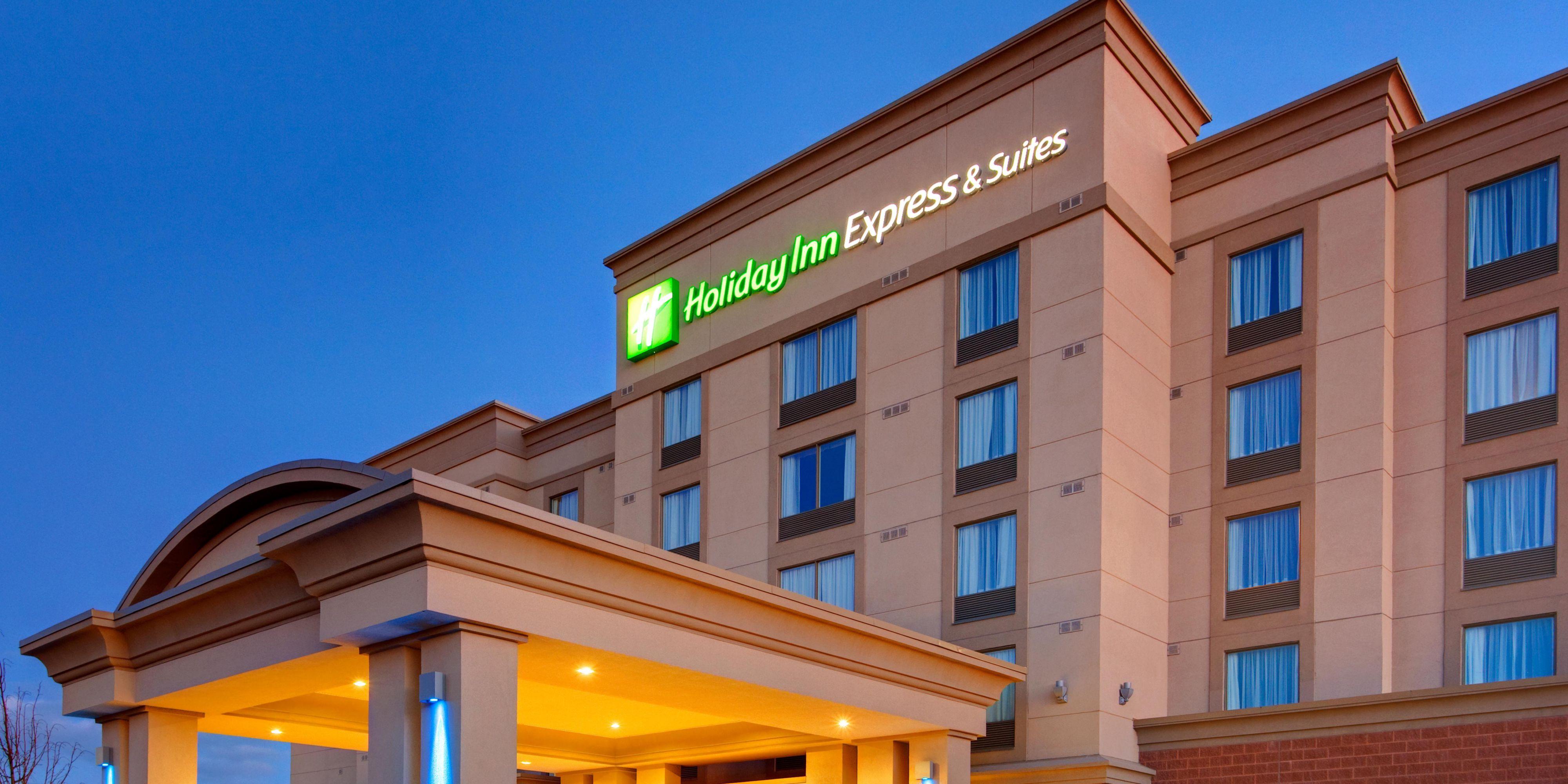 Holiday Inn Express U0026 Suites Newmarket
