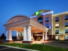 Holiday Inn Express Suites Newport South In Morristown Tennessee