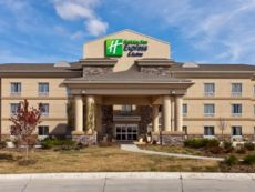 Holiday Inn Express & Suites Newton in Wichita, Kansas