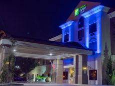 Holiday Inn Express & Suites 牛顿斯巴达