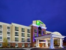 Holiday Inn Express & Suites Niagara Falls in Grand Island, New York