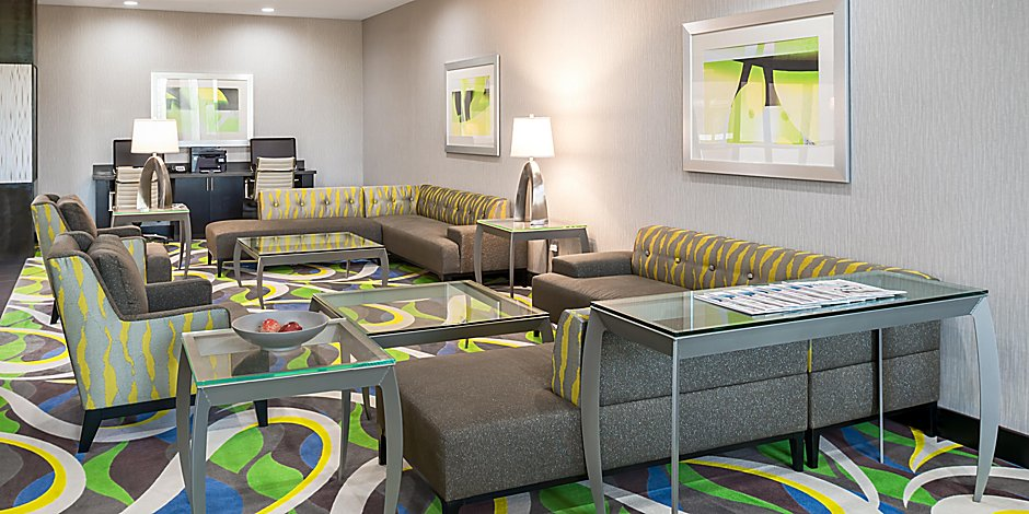 Hotel in Norman, Oklahoma - Holiday Inn Express & Suites