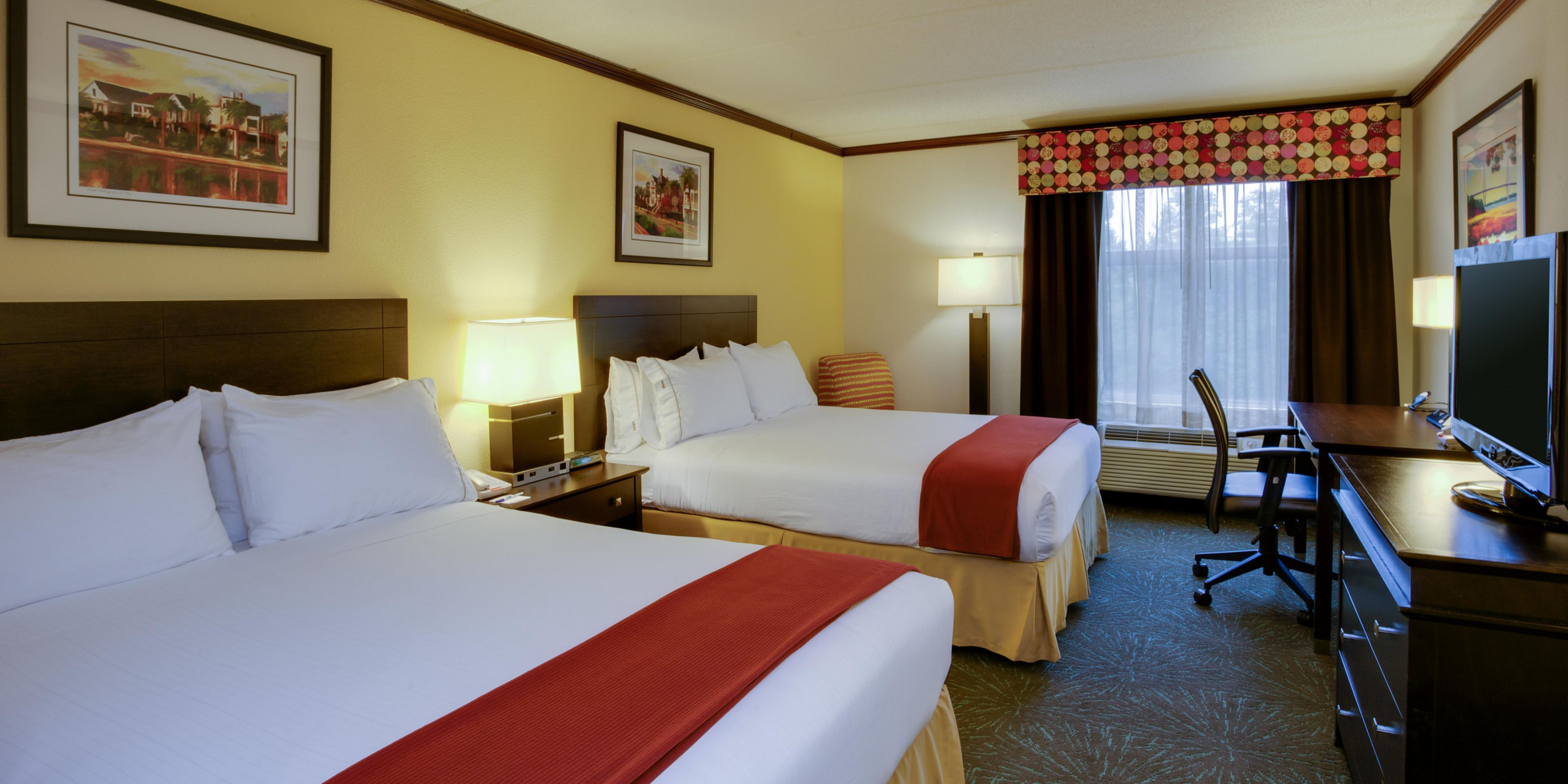Holiday Inn Express & Suites Charleston-Ashley Phosphate Hotel by IHG