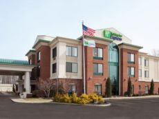 Holiday Inn Express & Suites Youngstown (N. Lima/Boardman) in Newell, West Virginia