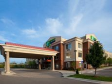 Holiday Inn Express & Suites Detroit - Farmington Hills in Brighton, Michigan