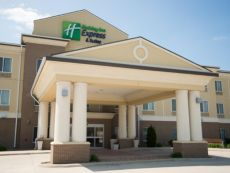 Holiday Inn Express & Suites Northwood in Northwood, Iowa