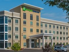 Holiday Inn Express & Suites Norwood-Boston Area in Woonsocket, Rhode Island