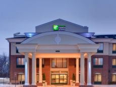 Holiday Inn Express & Suites Detroit-Novi in Brighton, Michigan