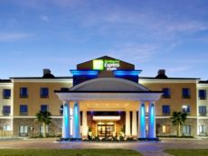 Holiday Inn Express & Suites Odessa in Midland, Texas