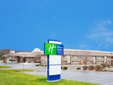 Holiday Inn Express & Suites Lansing-Okemos (MSU Area) in Charlotte, Michigan