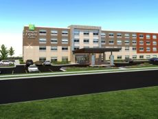 Holiday Inn Express & Suites Okemos - University Area in Charlotte, Michigan