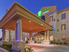 Holiday Inn Express & Suites Oklahoma City NW-Quail Springs in Guthrie, Oklahoma