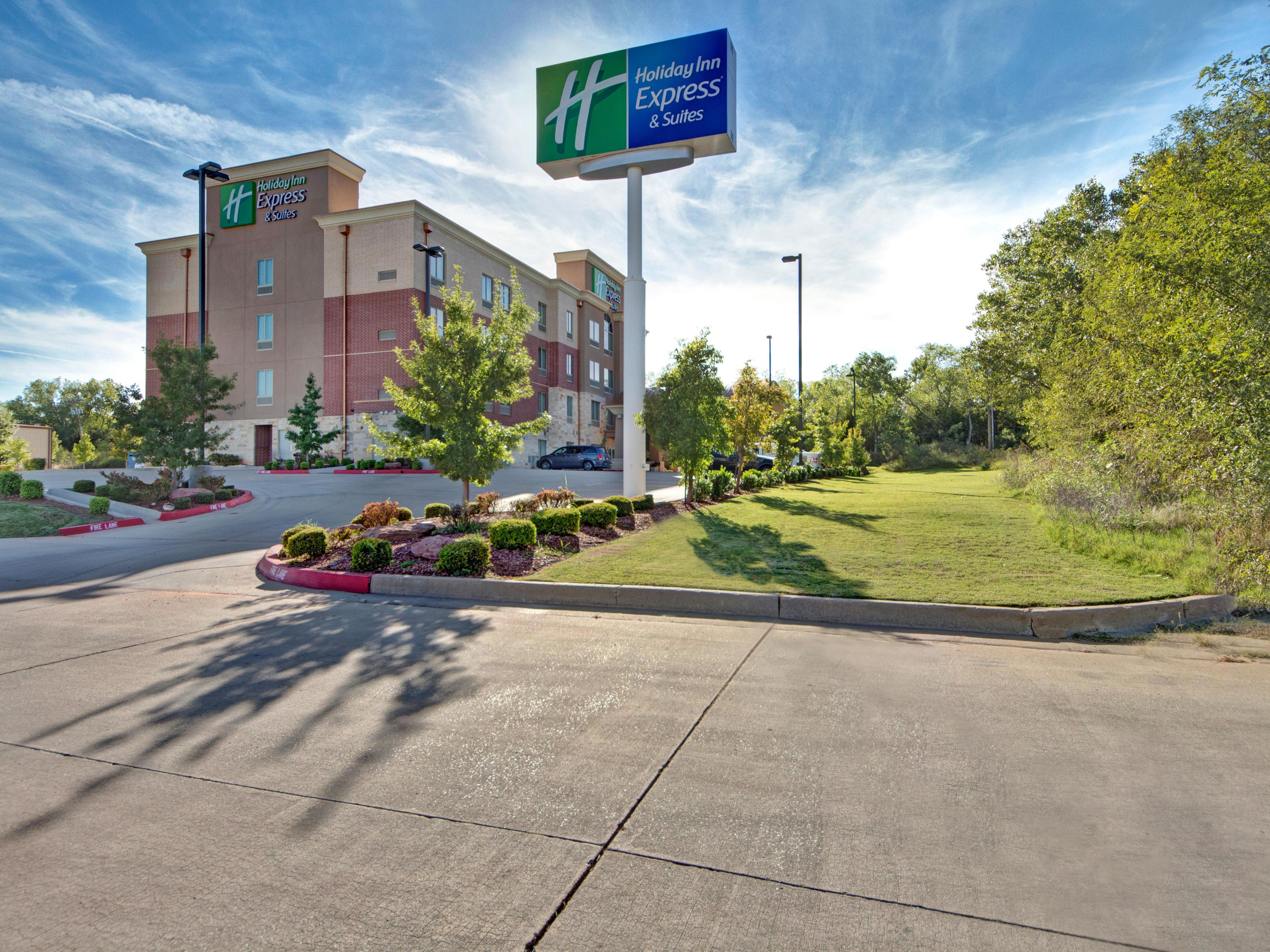 Holiday Inn Express  U0026 Suites Oklahoma City North Hotel By Ihg
