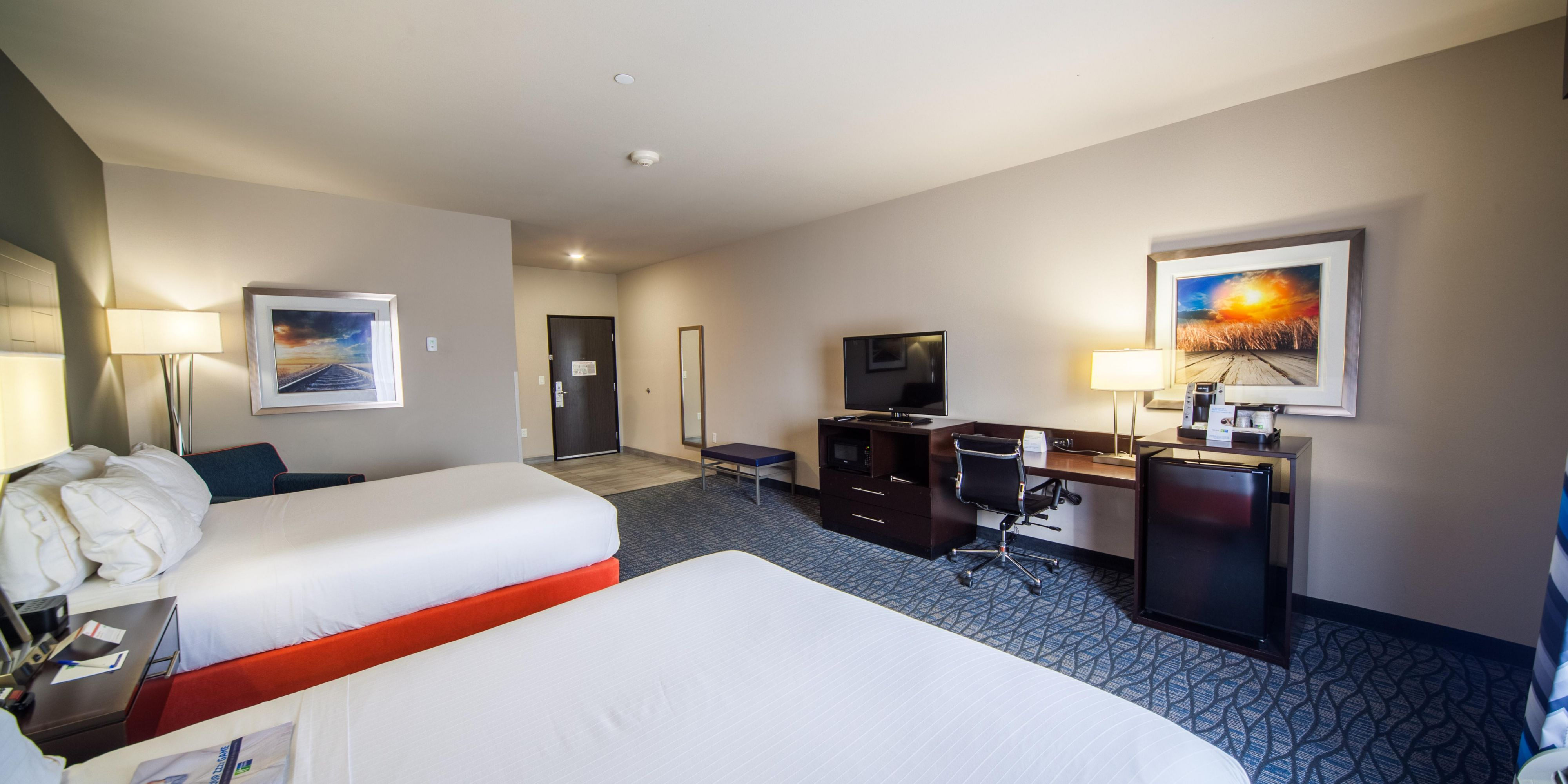... Suites Oklahoma City Hotel I35; Double Bed Guest Room ...