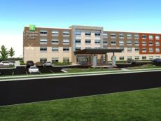 Holiday Inn Express & Suites Olathe South in Lawrence, Kansas
