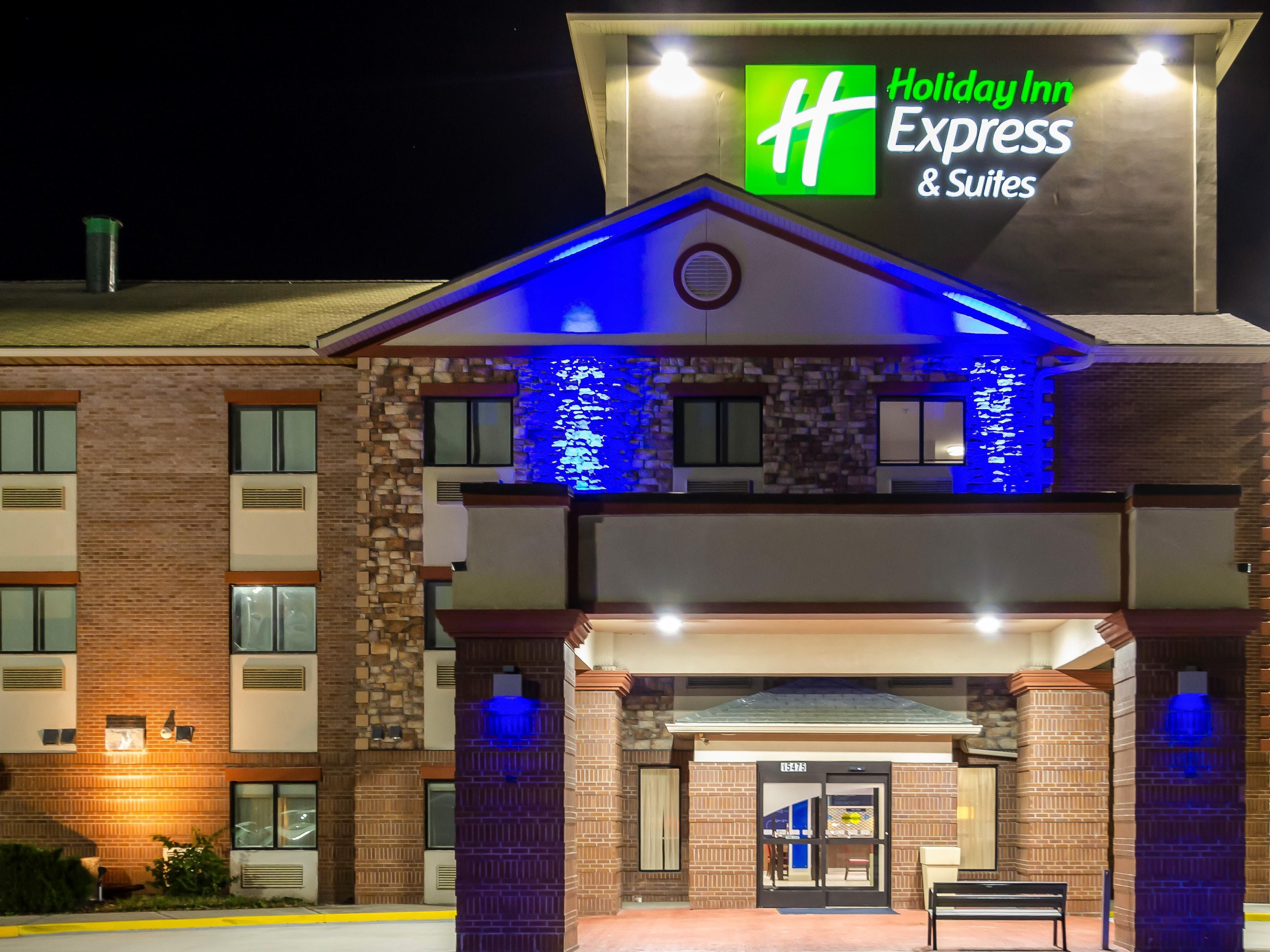 Holiday Inn Express Olathe Hotels | Budget Hotels in Olathe