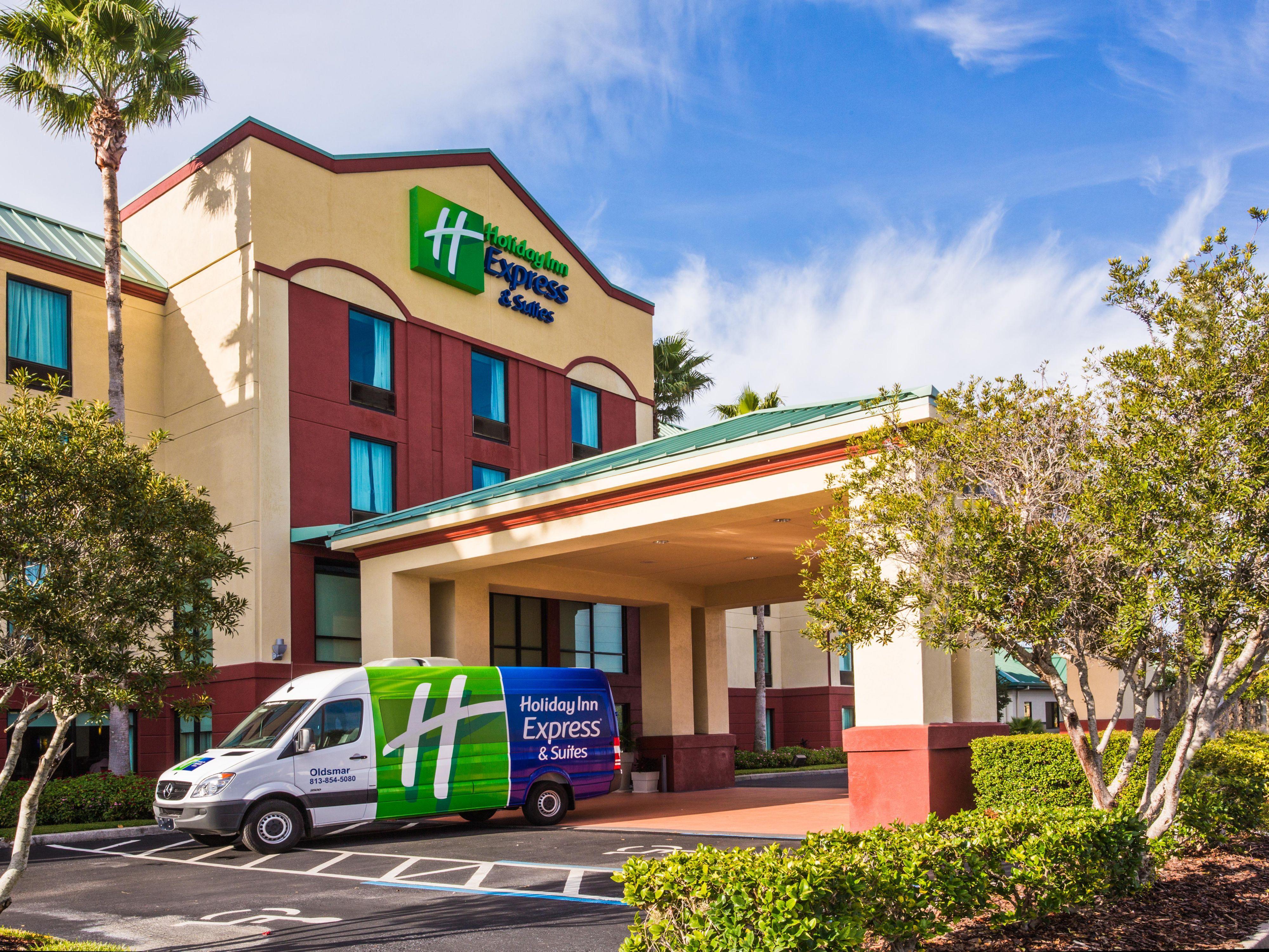 Holiday Inn Express Tampa Lifehacked1st Com