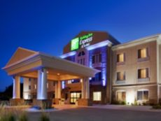 Holiday Inn Express & Suites Cherry Hills in Council Bluffs, Iowa