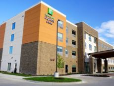 Holiday Inn Express & Suites Omaha - Millard Area in Carter Lake, Iowa