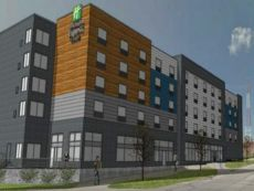 Holiday Inn Express & Suites Omaha Downtown - Airport