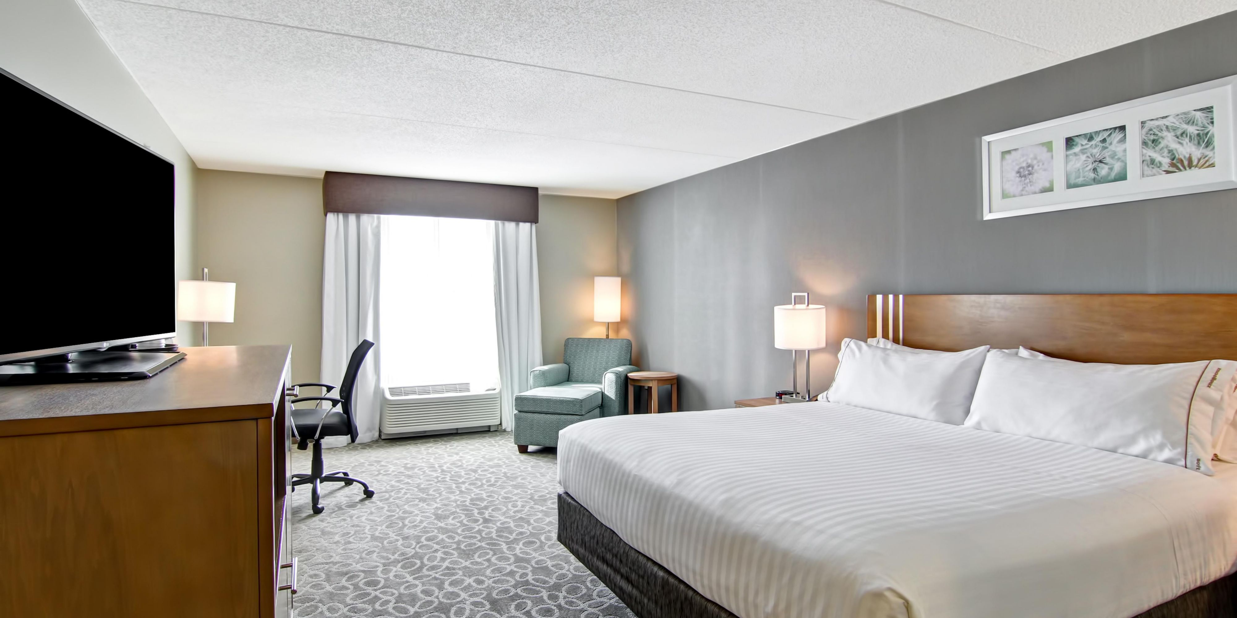 Holiday Inn Express & Suites Oshawa Downtown - Toronto Area Hotel in ...