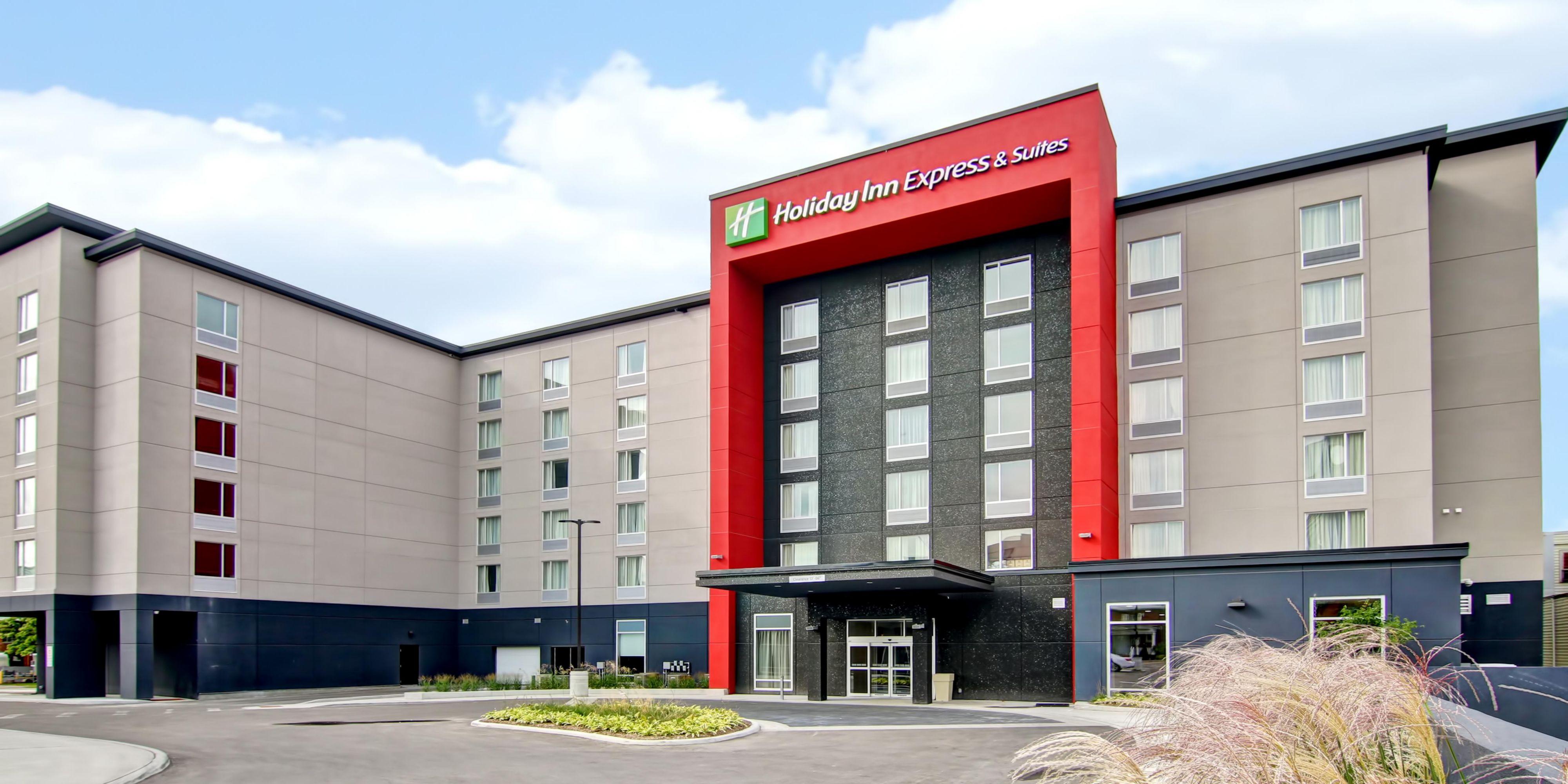 Captivating Holiday Inn Express U0026 Suites Oshawa Downtown   Toronto Area Hotel By IHG