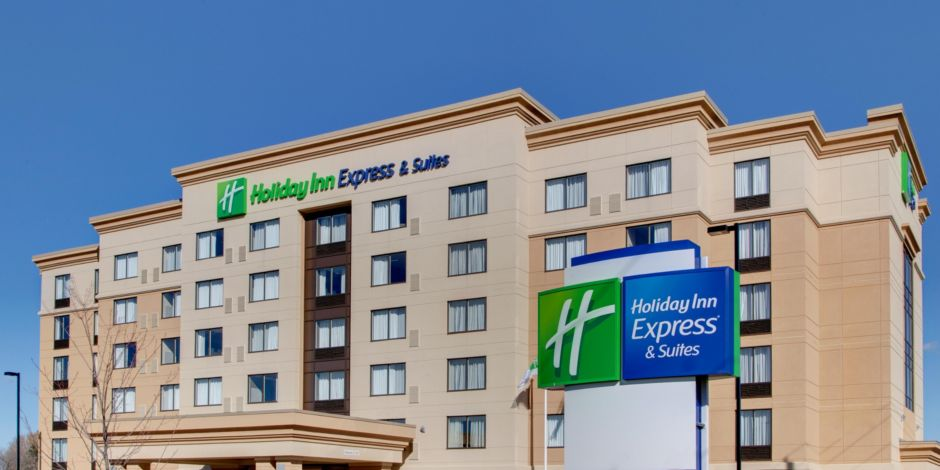 Welcome To The Holiday Inn Express Ottawa West Nepean