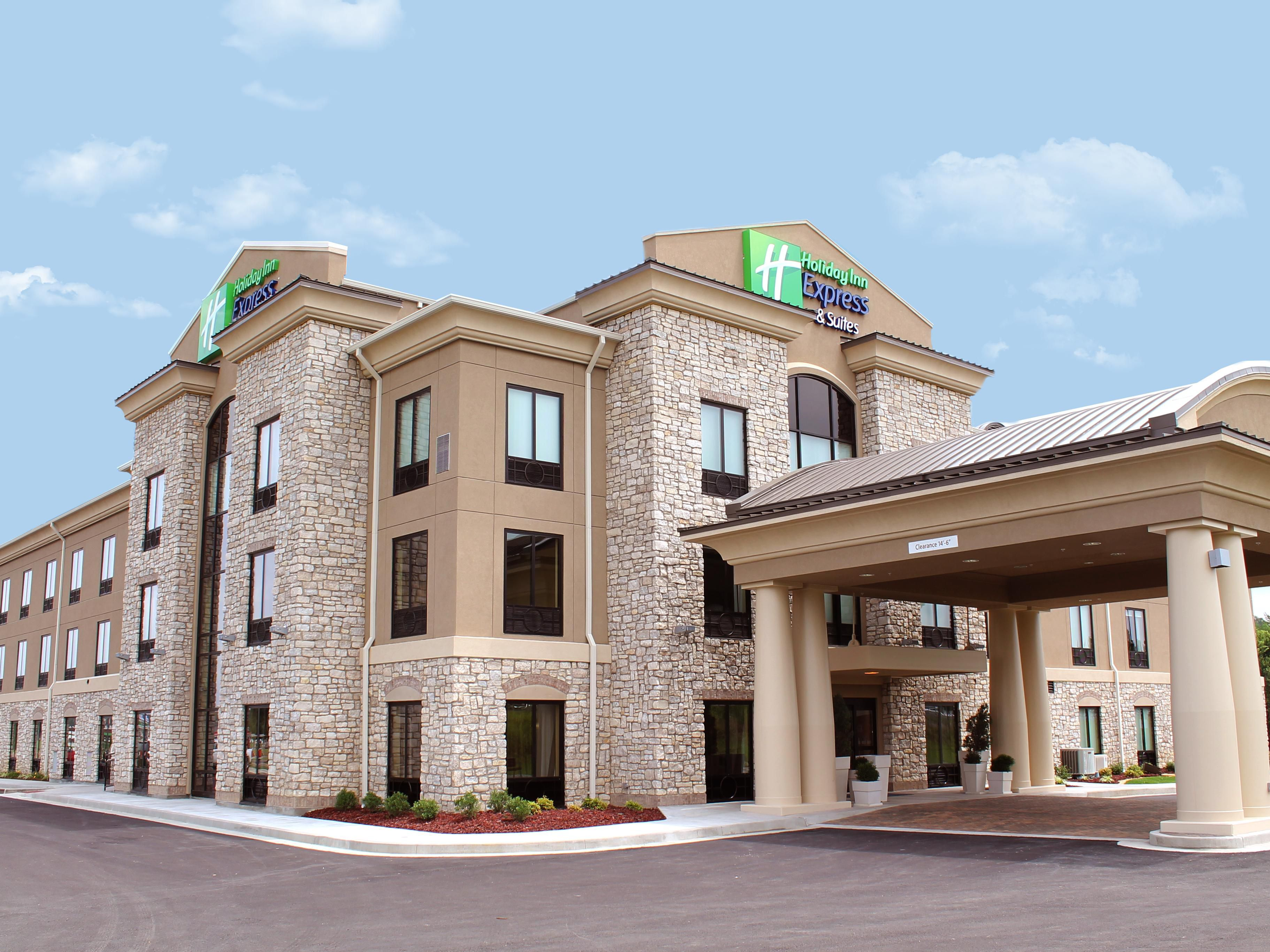 Holiday Inn Express & Suites Paducah West Opened July, 2013