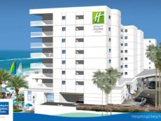 Holiday Inn Express & Suites Panama City Beach - BeachFront in Panama City Beach, Florida