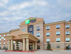 Holiday Inn Express & Suites Paris in Paris, Texas